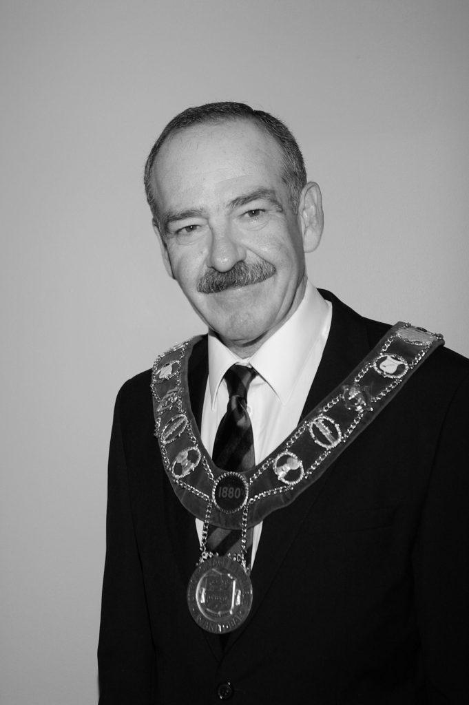 Mayor Irvine Ferris